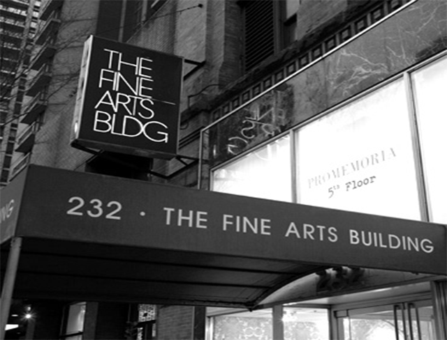 The Fine Arts Building